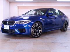BMW M5M5 コンフォートP 白革 ナイトビジョン BMW認定中古車