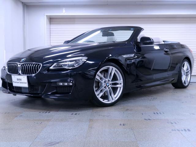 6シリーズカブリオレ(BMW)640iカブリオレ Mスポーツ 中古車画像