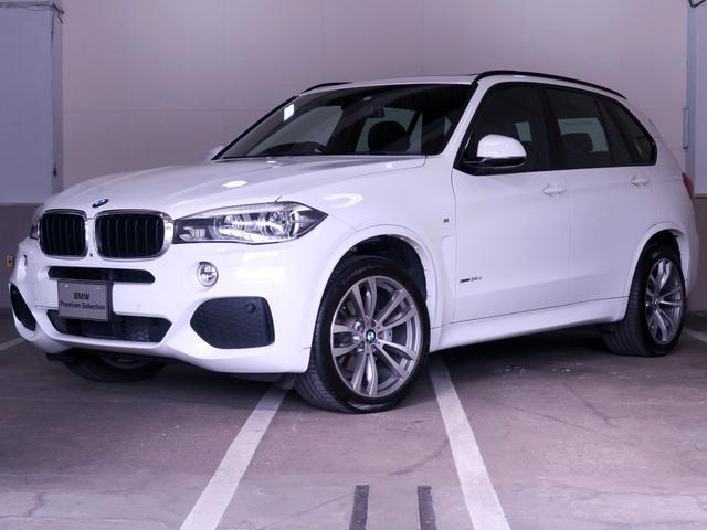 BMW xDrive 35d Mスポーツ セレクトP 黒革