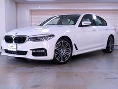 BMW523i Mスポーツ イノベーションP ハイラインP 白革