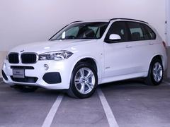 BMW X5xDrive 35i MスポーツセレクトP サンルーフ 黒革