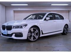 BMW740eアイパフォーマンス Mスポーツ レーザーヘッドライト