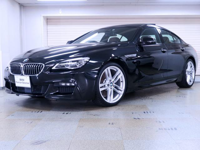 BMW 640iグランクーペ Mスポーツ シナモンレザー サンルーフ