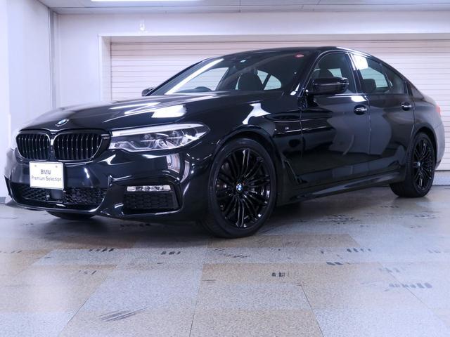BMW 523d Mスポーツ ブラックアウト ハーマンカードン