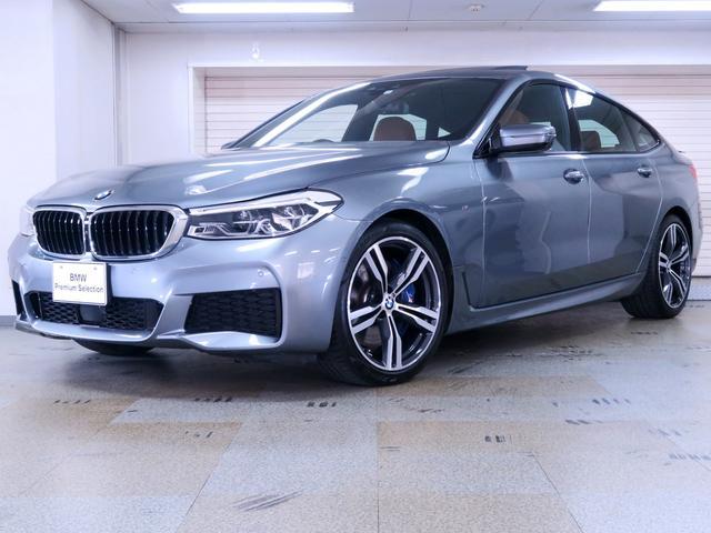 BMW 640i xDrive グランツーリスモ Mスポーツ 茶革