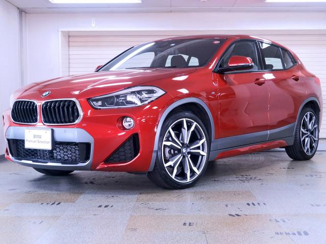 BMW xDrive 18d MスポーツX ヘッドアップディスプレイ