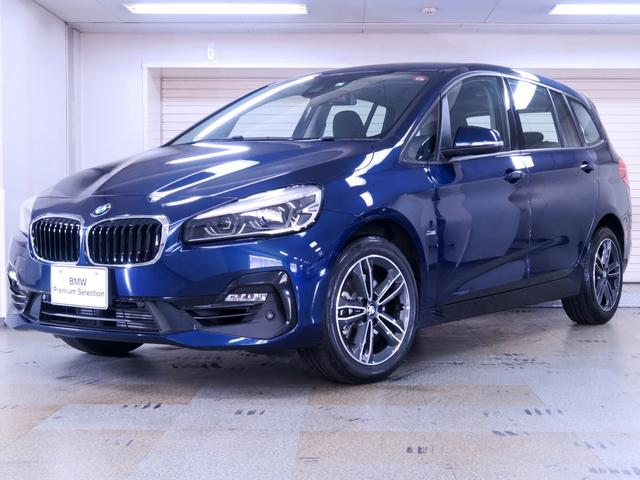 BMW 218iグランツアラー スポーツ アドバンスドアクティブSP