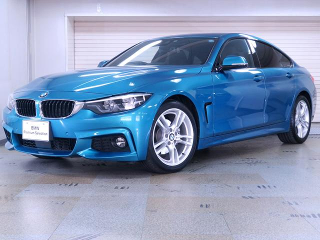 BMW 420iグランクーペ Mスポーツ マルチメーター 地デジ