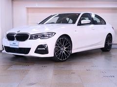 BMW320d xDrive Mスポーツ 新品20インチアルミ