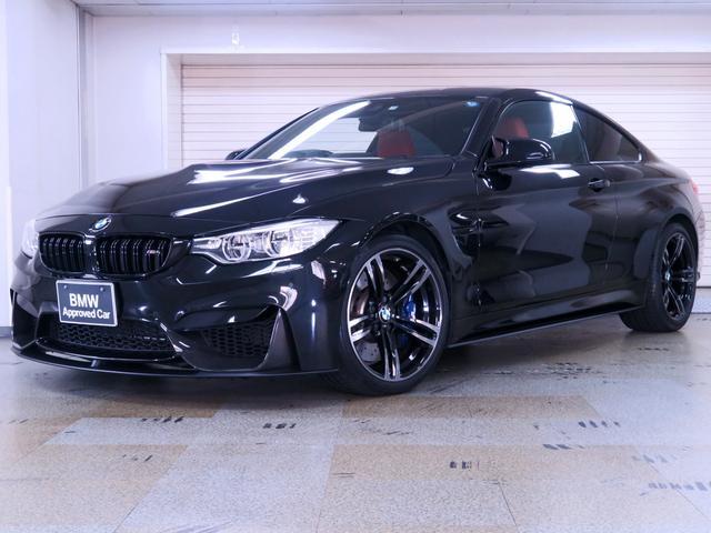 BMW M4クーペMDCT サキールオレンジレザー BMW認定中古車