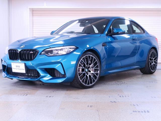BMW コンペティション MDCT 黒革 ハーマンカードン