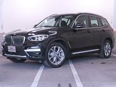 BMW X3xDrive 20d Xライン ベンチレーションシート 黒革