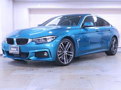 BMW420iグランクーペ インスタイルスポーツ 黒革 19AW