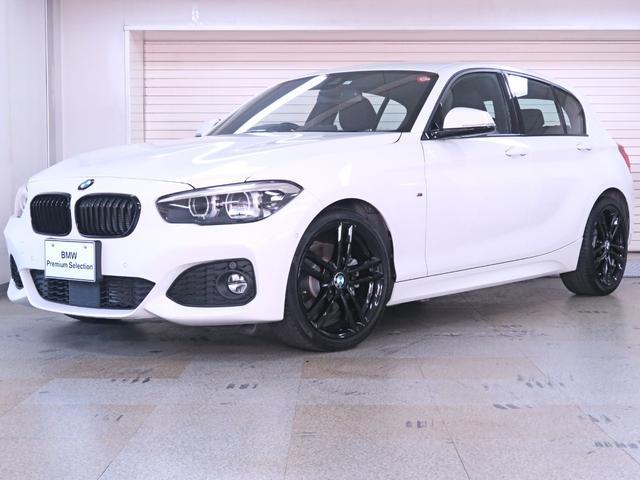 BMW 118i Mスポーツエディションシャドー アクティブクルーズ