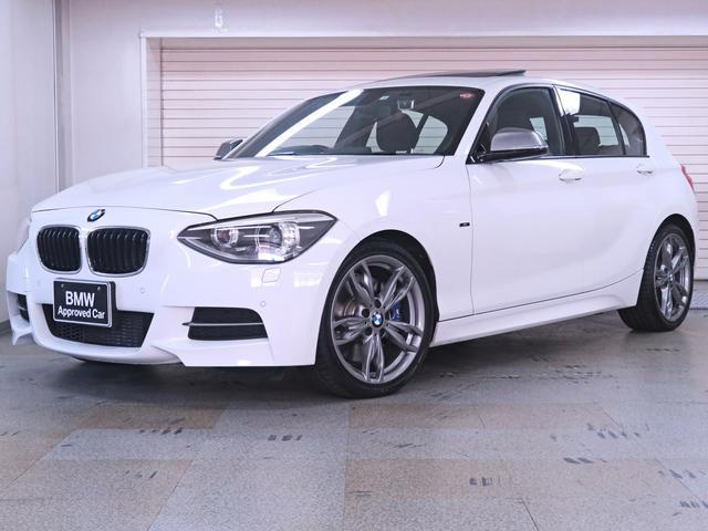 BMW M135i パーキングサポートP サンルーフBMW認定中古車
