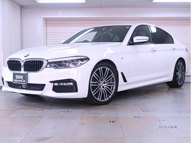 BMW 5シリーズ 523d Mスポーツ ハイラインパッケージ 黒革 19インチ