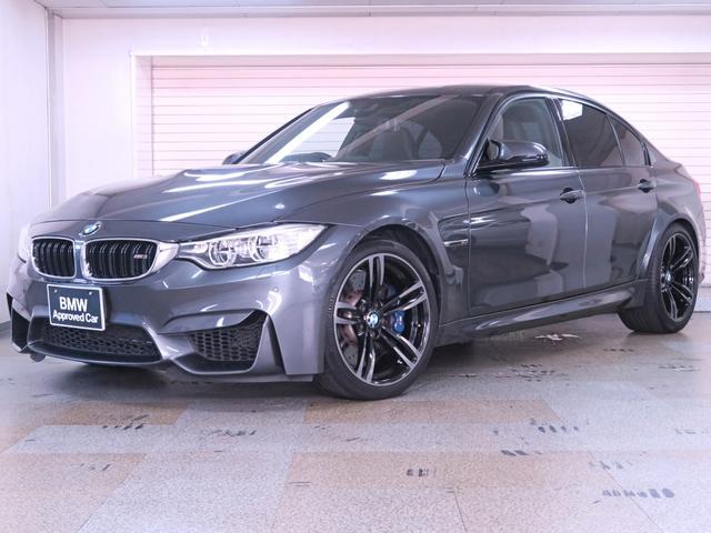 BMW M3 M3 黒革 アダプティブMサス 19AW