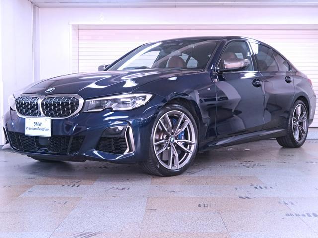 M340i xDrive Individualカラー 社外茶レザー パーキングアシストプラス BMW認定中古車2年保証