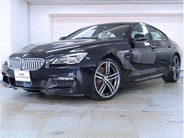 BMW 6シリーズ 650iグランクーペ Mスポーツ 白革 パーキングサポートパッケージ ヘッドアップディスプレイ アクティクルーズ 20AW