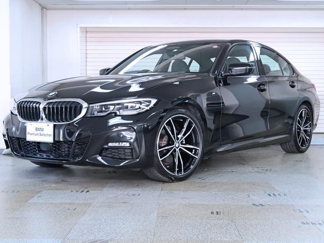 BMW 3シリーズ 320d xDrive Mスポーツ 黒革 デビューパッケージ コンフォートパッケージ オートトランク HiFiスピーカー パーキングアシストプラス トップビュー 19AW