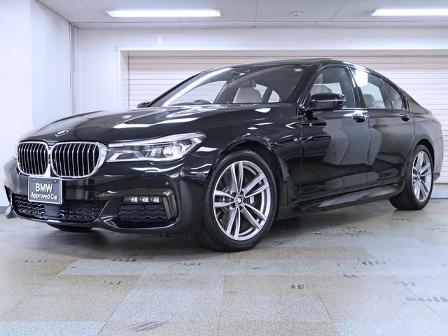 BMW 740i Mスポーツ アンビエントエアパッケージ アイボリーホワイトレザー BMW認定中古車 19AW
