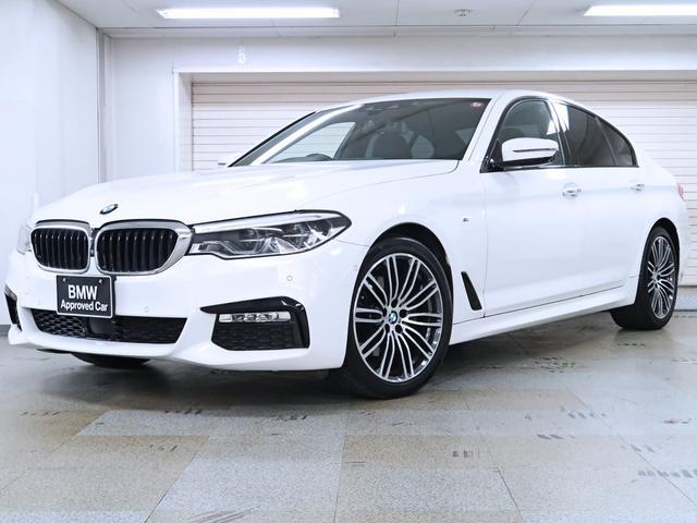BMW 523d Mスポーツ アクティブクルーズ レーンチェンジウォーニング BMW認定中古車1年保証 19AW