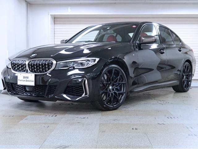 BMW M340i xDrive Individualエクステンドレザー/フィオナレッド M Performance Yスポークスタイリング795M 20AW