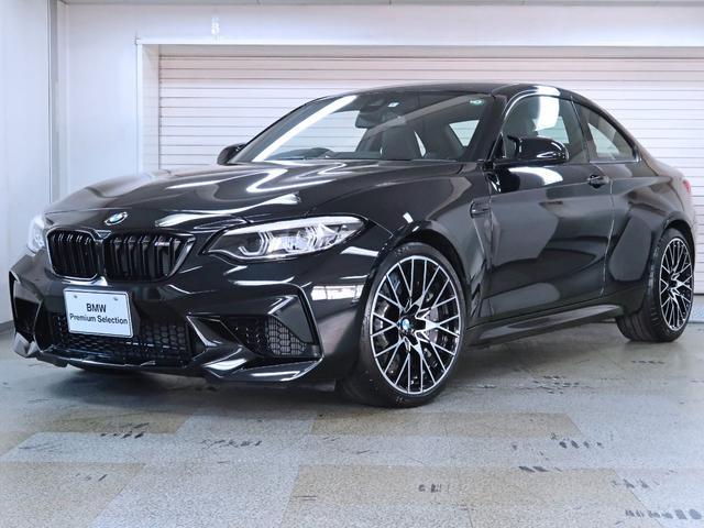 BMW コンペティション BMW認定中古車 ハーマンカードン 黒革 19インチAW