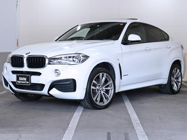 BMW xDrive 35i Mスポーツ 黒革 セレクトパッケージ 電動ガラスサンルーフ F&Rシートヒーター BMW認定中古車1年保証 20AW