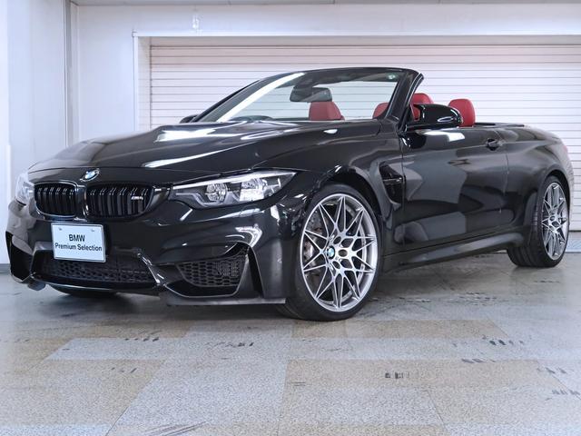 BMW M4カブリオレ コンペティション 赤革 パーキングサポートパッケージ コンペティション 20AW