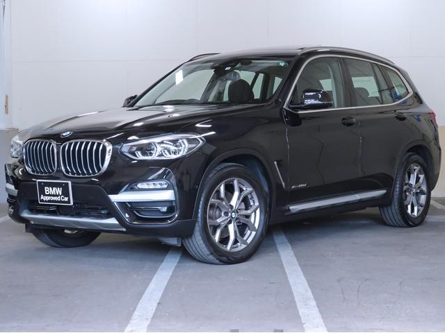 BMW xDrive 20d Xライン BMW認定中古車 1年保証 黒革 セレクトパッケージ パノラマガラスサンルーフ ハーマンカードン 19AW