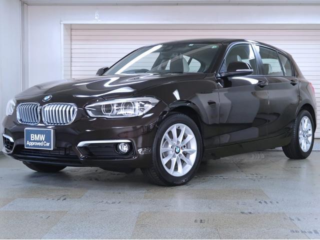 BMW 118i スタイル パーキングサポートパッケージ BMW認定中古車 1年保証 バックカメラ リヤPDC 16AW