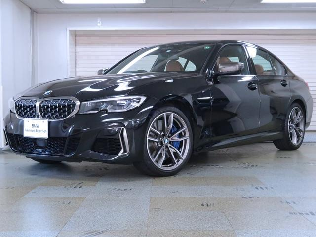 BMW M340i xDrive BMW認定中古車 1年保証 パーキングアシストプラス トップビュー 茶革 19インチAW