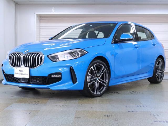 BMW 1シリーズ 118d Mスポーツ エディションジョイ+ ナビパッケージ コンフォートパッケージ 運転席のみ電動シート アクティブクルーズ オートトランク ワイヤレスチャージング 18AW