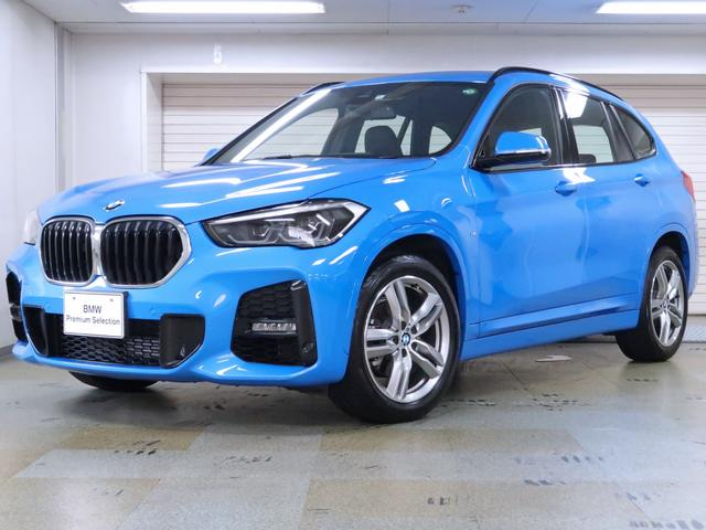BMW X1 sDrive 18i Mスポーツ アドバンスドアクティブセーフティーパッケージ コンフォートパッケージ F電動シート オートトランク アクティブクルーズ 18AW