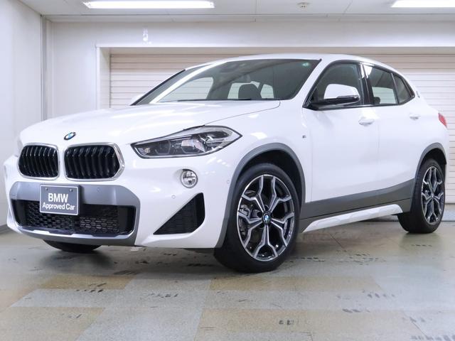 BMW sDrive 18i MスポーツX コンフォートパッケージ オートトランク Fシートヒーティング ドライビングアシスト パーキングアシスト BMW認定中古車 19AW