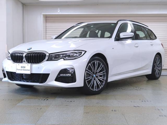 BMW 318iツーリング Mスポーツ コンフォートパッケージ パーキングアシスト トップビュー・3Dビュー ワイヤレスチャージング Hi-Fi ストレージパッケージ 18AW
