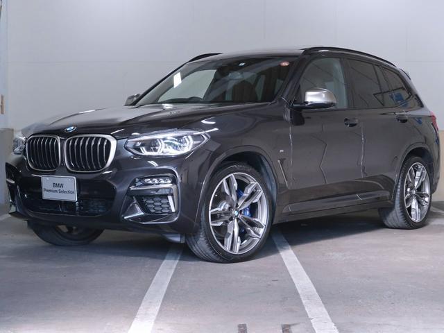 BMW M40d モカ革 BMW認定中古車 セレクトパッケージ パノラマサンルーフ ハーマンカードン リアシートバックレストアジャストメント 21AW