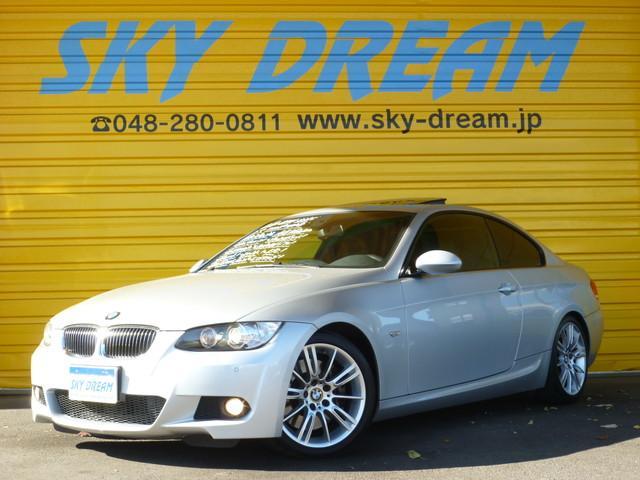 BMW 335i Mスポーツパッケージ 左H サンルーフ レザーS