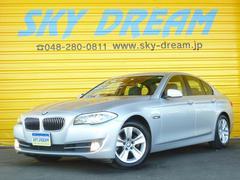 BMW528i レザーシート ナビ地デジ スマートキー