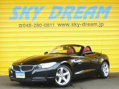 BMW Z4sDrive23i 赤レザーシート HDDナビ地デジ HID