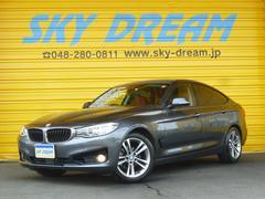 BMW320iグランツーリスモ スポーツ 1オーナ 赤革 ACC