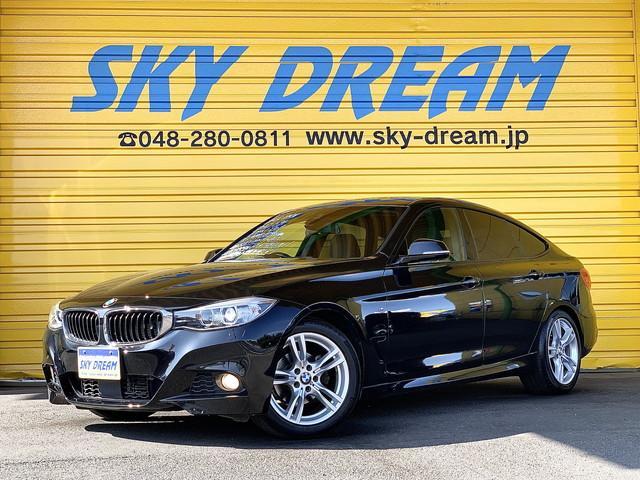 BMW 3シリーズ 320iグランツーリスモ Mスポーツ ヘッドアップディスプレイ アダプティブクルーズコントロール インテリジェントセーフティ 純正ナビ Bカメラ アイドリングストップ リアセンサー コンフォートアクセス 純正18インチAW