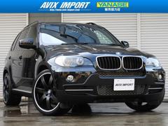 BMW X53.0siスポーツPKG パノラマSR 黒革 社外22AW