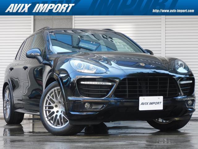 カイエン(ポルシェ) GTS V8 左H 正規D車 パノラミックR 専用インテリア(レッドステッチ) シートヒーター 中古車画像