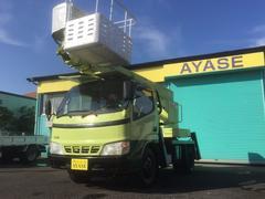 デュトロ高所作業車12m アイチ製SS12A 4,773h 軽油