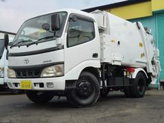 ダイナトラックモリタ製4.1立米プレスパッカー車4.9LディーゼルFAT