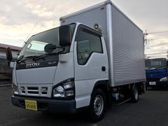 エルフトラック1.5tアルミバン LPG 型式KR NOX・PM適合