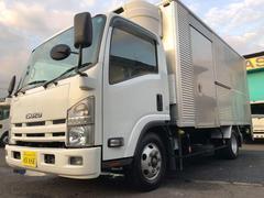 エルフトラック2.85t冷凍PG付3Lディーゼルエンジン