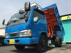エルフトラック2tダンプ新明和製垂直PG付き600kg仕様4.8ディーゼル